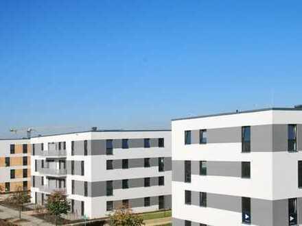 Theodor-Fontane-Höfe - 2 Zimmer im Erdgeschoss mit Terrasse und 34 qm Wohnbereich