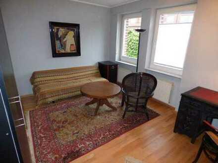 Altenberge, möbliertes Zimmer mit Einbauküche zu vermieten