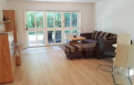 Neuwertige 2-Zimmer-Terrassenwohnung in ruhiger Lage