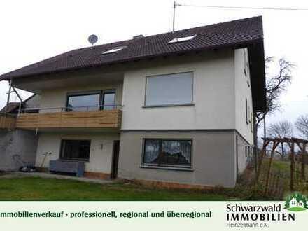 5,5-Zimmerwohnung mit Garage in Dornhan-Marschalkenzimmern zu vermieten