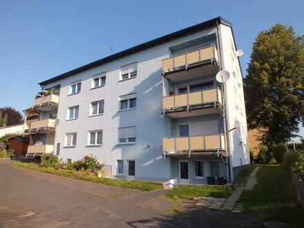 Marktredwitz 3-Zimmerwohnung mit Balkon und Garage, Erstbezug nach Renovierung, zur Miete