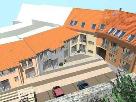 """WE2 fünf Zimmer Wohnung im Neubauprojekt """"An der Stadtmauer"""" in Strausberg"""