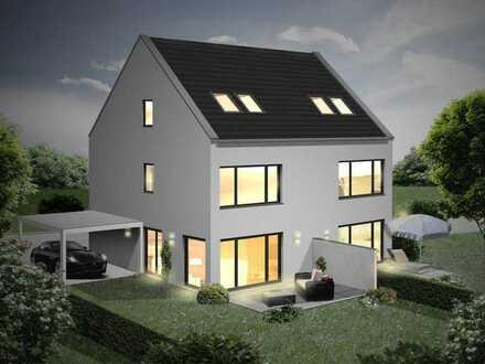 Moderne Doppelhaushälfte in ruhiger Lage direkt in Pegnitz