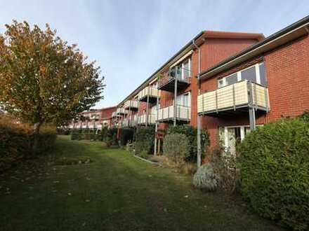 Seniorengerechte Wohnanlage in Ratzeburg – 2-Raumwohnung im EG zu vermieten!