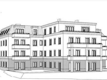 Neubau Eigentumswohnungen in Eberswalde.