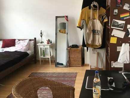 25 m²-Zimmer in 4er-WG zur Zwischenmiete