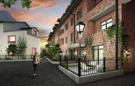 Gemütliche 4-Zimmer-Erdgeschosswohnung mit eigenem Gartenanteil