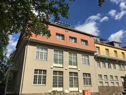 2 Zimmer im Denkmalhaus König Johann mit Dachterrasse (WE 52)