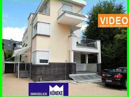 In Universitätsnähe - 115 m² auf 2 Ebenen mit 2 Stellplätzen, Balkon