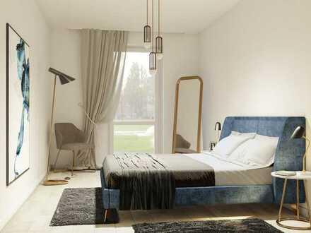 Neubauprojekt: B1 - Romantische Wohnung am Scharmützelsee