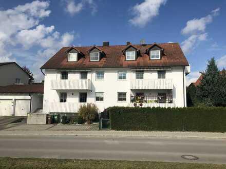 Herrliche 2-Zimmer-Dachgeschosswohnung in Gerolsbach Nähe S2 zu verkaufen!
