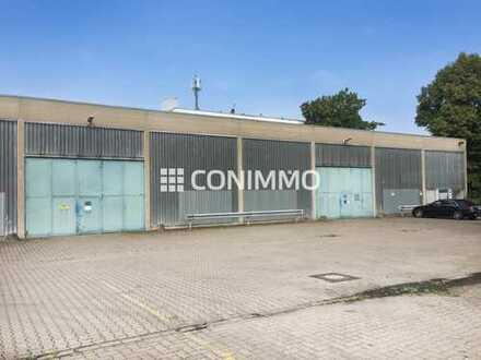 Ebenerdige Lager- und Produktionshalle mit angrenzender Bürofläche in Langenhagen