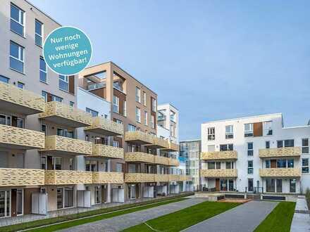 Urban und modern wohnen in Essen: Optimale 3,5-Zimmer-Wohnung mit Balkon mitten in der Stadt