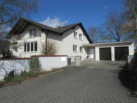 DG-Wohnung mit Gartenanteil in Karlskron