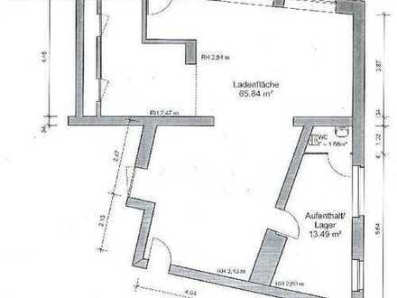 Büro/ Praxis/ Ladeneinheit in Werdau
