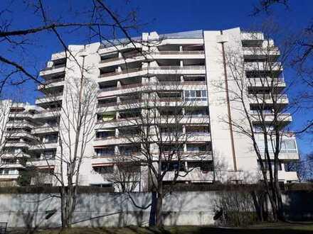 2 Zimmer-Küche-Bad Wohnung in Göggingen mit traumhaften Blick - provisionsfrei