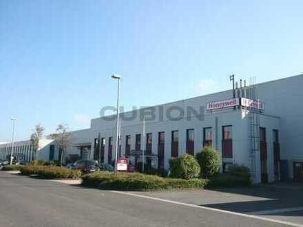 Gewerbepark Keniastraße - Moderne Lagerhalle mit zwei Sektionaltoren und 9 m Deckenhöhe!