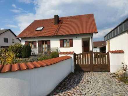 3-Zimmer-Mietwohnung mit Balkon und Garage in ruhiger Lage von 97520 Röthlein / Schweinfurt