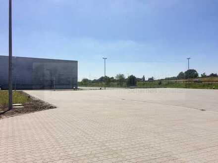 Wilhemshaven: 5.000 m² großes Gewerbegrundstück mit sehr guter Anbindung