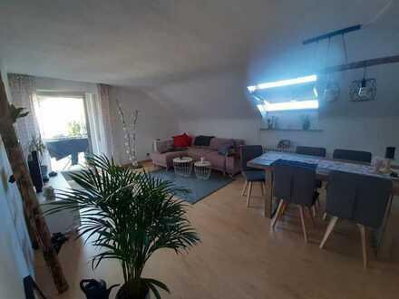 2-Zimmer-DG-Wohnung Südhanglage in Stuttgart-Botnang