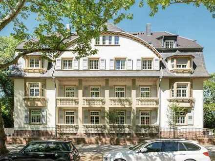 Exklusive und neuwertige 1-Zimmer-EG-Wohnung mit Einbauküche in Mannheim-Oststadt