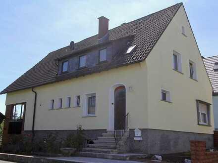 Stattliches Wohnhaus in bevorzugter Ortslage!