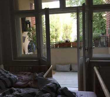 Ansprechende 3-Zimmer-Wohnung mit Balkon in Baumschulenweg (Treptow), Berlin