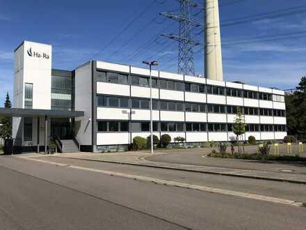 Büroflächen von 50 - 1.500 m²