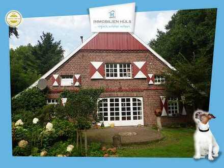 Charmantes Bauernhaus mit viel Platz in Bocholt - Barlo