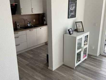 Neuwertige Wohnung mit drei Zimmern und Balkon in Borken