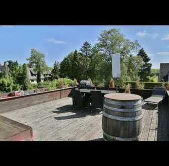 Wunderschöne Maisonette Wohnung am bunten Garten