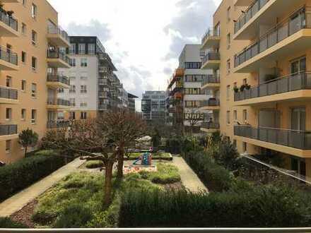 Super geschnittene 4 ZW mit 2 Balkonen, 2 Badezimmern, Aufzug, Garagenplatz, offene Küche uvm...