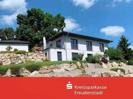 Exklusives Einfamilienhaus in attraktiver Lage in Dornstetten