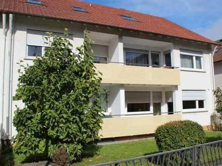 Gepflegte 1-Zimmer-Dachgeschosswohnung in Gerlingen-Gehenbühl