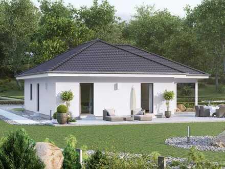 Wir bauen nicht nur Häuser, sondern den schönsten Ort zum Leben! Niedrigenergiehaus mit TÜV-Siegel.
