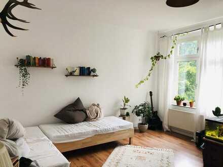 Wunderschöne 2-Zimmer-Altbauwohnung im angesagten Frankenbergerviertel