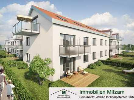 Investieren Sie in Wohnqualität: TOP-3-Zimmer-Dachgeschoss-Wohnung in Top Lage; DOMIZIL Lenting;