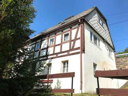 Hier kann man was draus machen -EFH in Oberneuschönberg