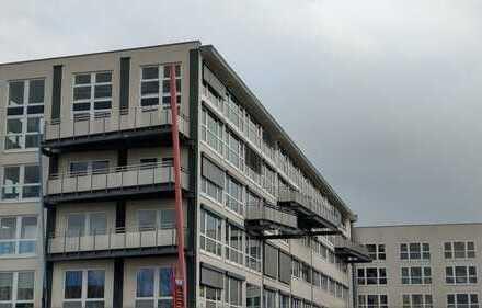 Ihre neuen hellen Büroräume mit großem Balkon