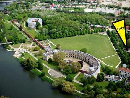 Schönes möbliertes Apartment mit Blick auf Klenzepark
