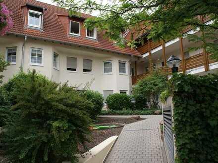 Moderne 4 Zi.-Dachgeschoßwohnung in sehr schöner Lage nähe Wormser Dom!