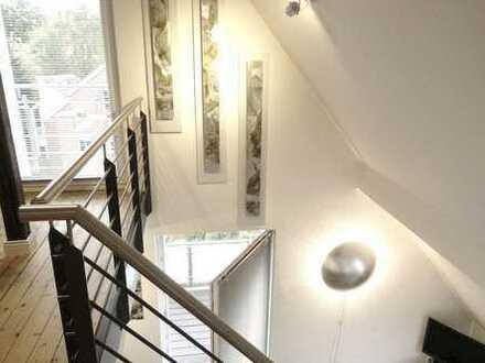 Traumhafte Maisonette-Wohnung mit grossem Balkon in exklusiver Lage!