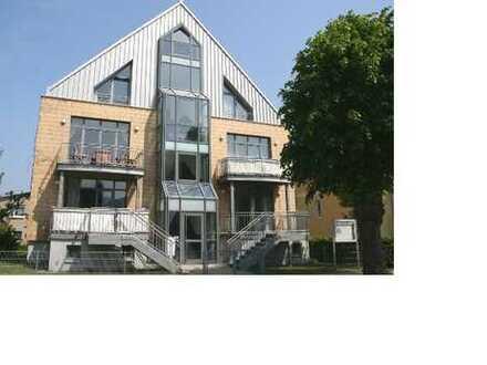 Gepflegte 3-Zimmer-Maisonette-Wohnung mit Balkon und EBK in Kühlungsborn