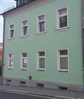 Achtung !!! im Zentrum von Nossen exklusive 3 Raum Wohnung mit Einbauküche