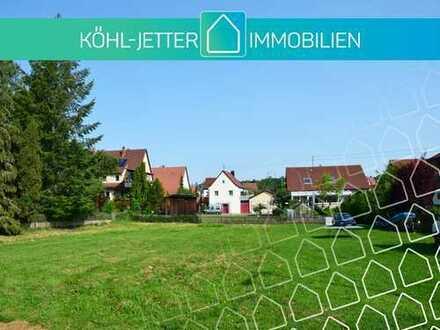 Seltene Gelegenheit! Baugrundstück für Mehrfamilienhaus direkt in Balingen!