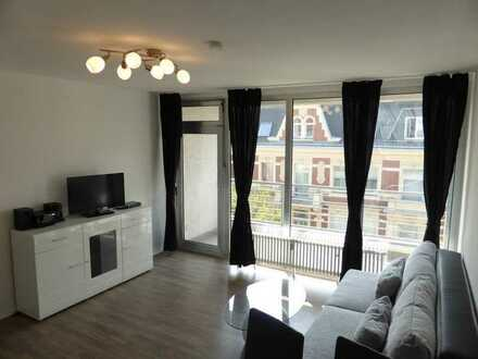 Bright furnished 2 rooms apartment for rent in Tempelhof
