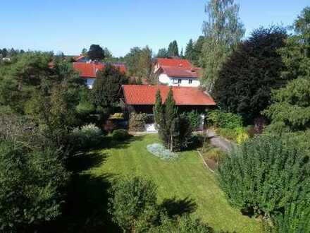 Neu bei Schneider & Prell: Schönes Baugrundstück in Ortsrandlage von Münsing