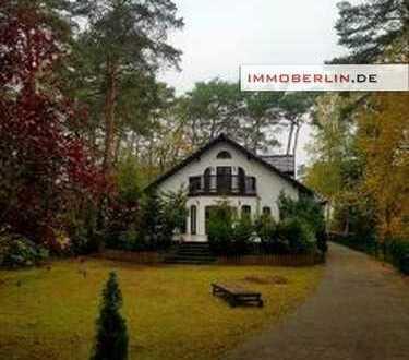 IMMOBERLIN: Wohnidylle in Berlin Köpenick -Großzügiges Einfamilienhaus mit Gewerbeeinheit und Garage