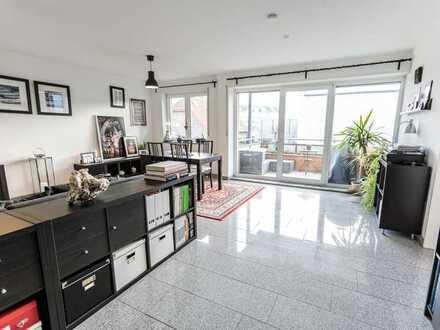 Gepflegte sonnige 3-Zimmer-Wohnung mit Balkon in Erkelenz