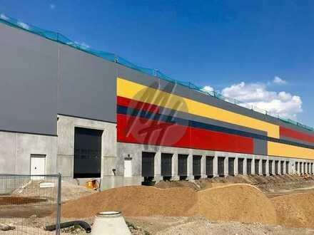 PROVISIONSFREI ✓ NEUBAU-PROJEKT ✓ 50.000 m² / teilbar ✓ moderne Lager-/Logistikflächen ✓